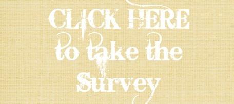 Boho Blog readers survey 2012