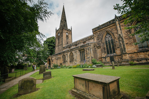 St Johns Church in  Dronfield
