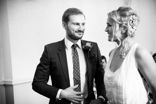 Leicester wedding ceremony