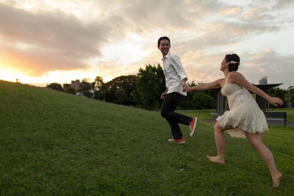 Australian engagement shoot
