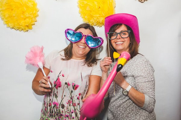 Chris Barber Photography Photo Booth