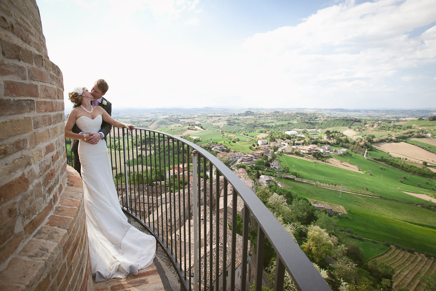 wedding couple in Italy