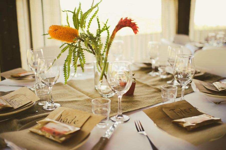 Utah wedding reception