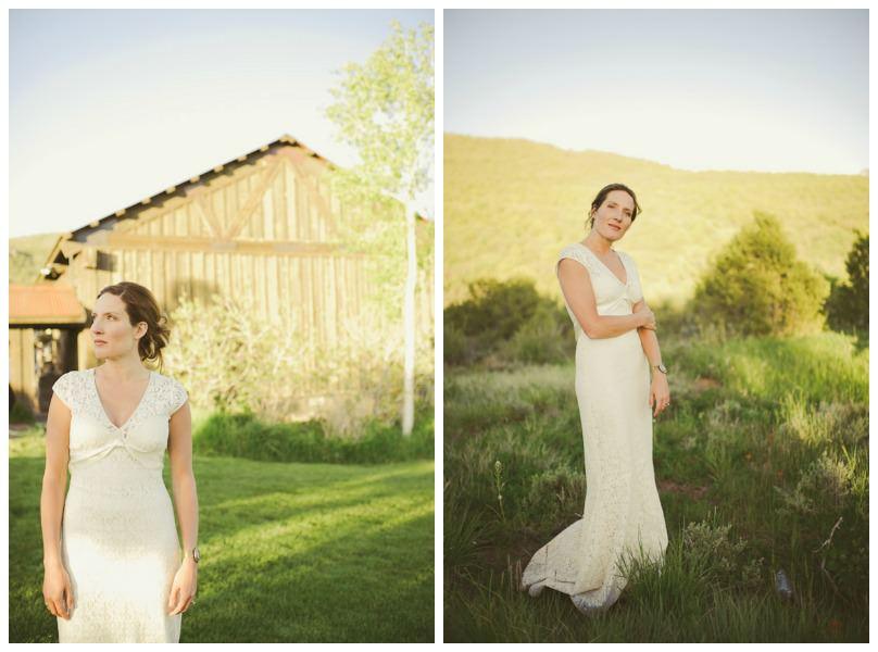 Utah bride
