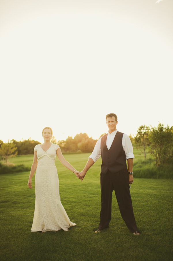 Utah Wedding Couple
