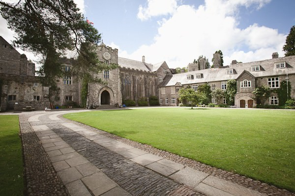 Dartington Hall, South Devon