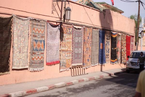 old town Marrakesh