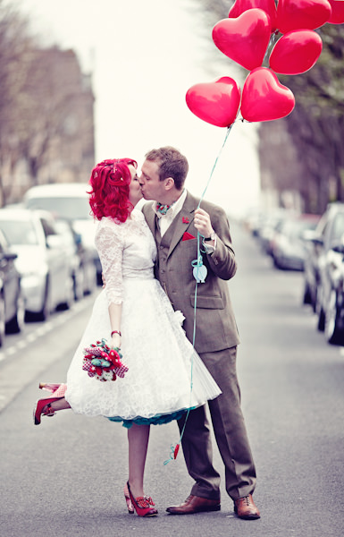 Roll Up Roll Up Win Tickets To The Eclectic Wedding