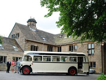 transport for wedding guests