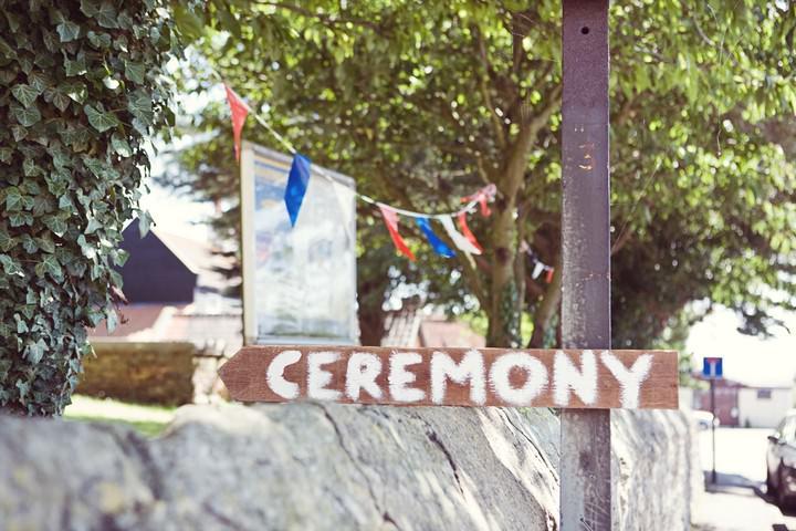 wedding ceremony at St. Michael's Church Essex