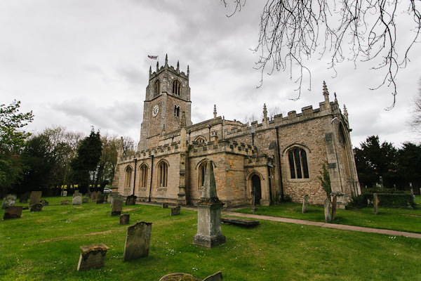 St Johns Church, Carlton-in-Lindrick, Nottinghamshire