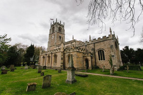 St Johns Church, Carlton-in-Lindrick, Nottinghamshire