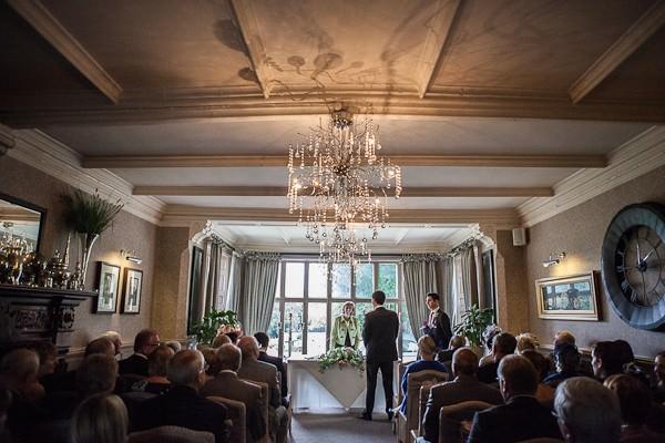 Mitton Hall, Clitheroe wedding ceremony