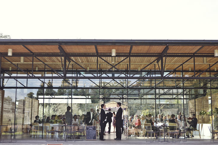 wedding ceremony - Utopia in Skipton