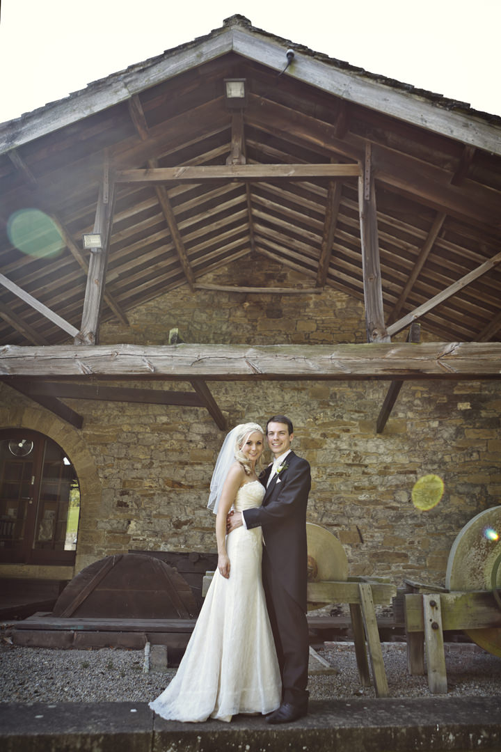 Natural and Modern Wedding