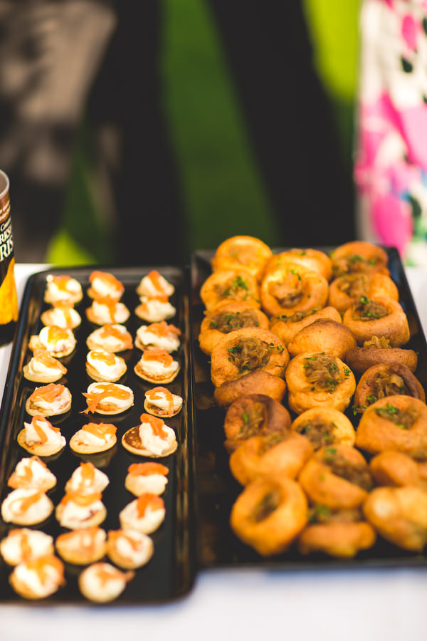 canapes by PJ Taste