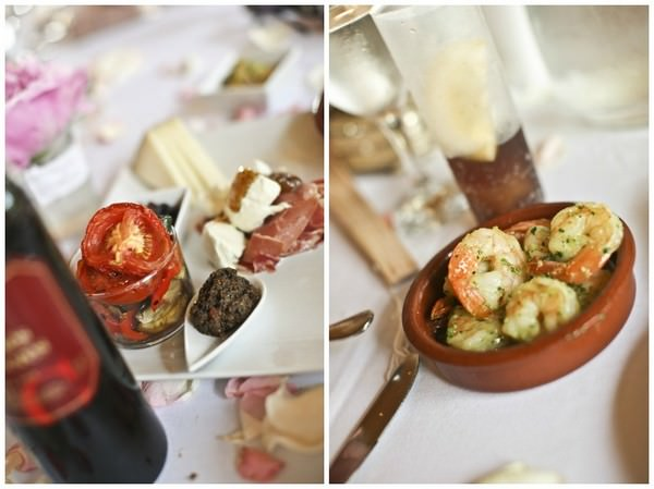 Eat Ibiza wedding food
