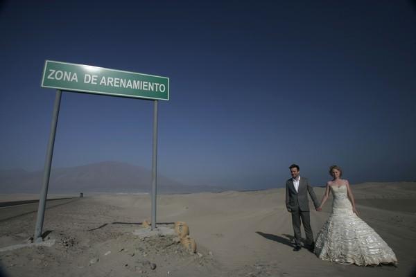 2 people 1 Life in Peru