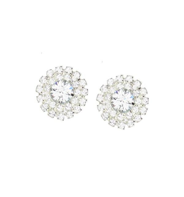 Ava Vintage stud earrings - £35