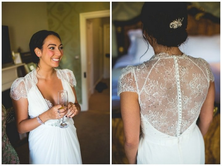 York Wedding With A Jenny Packham Dress By S6 Photography