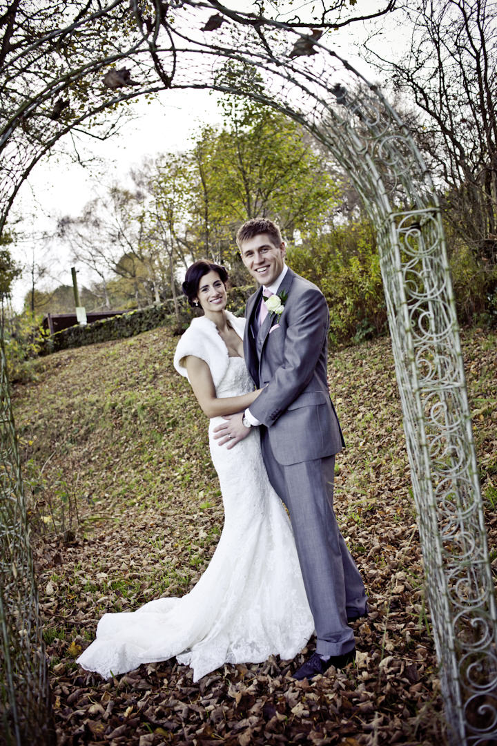 November Wedding in the Beautiful Staffordshire ...