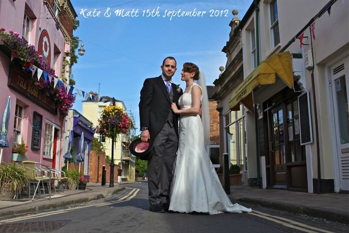 Bright and Sunny Oxford Wedding