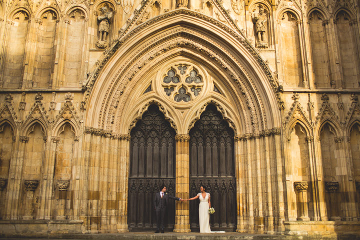 York Wedding