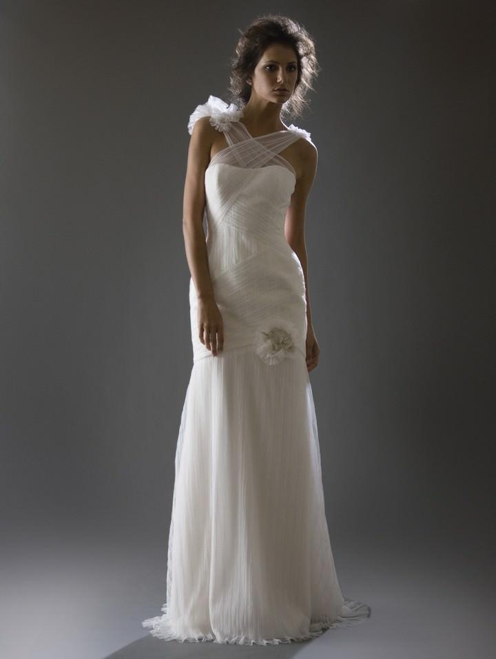 Hand-Crafted Wedding Dresses