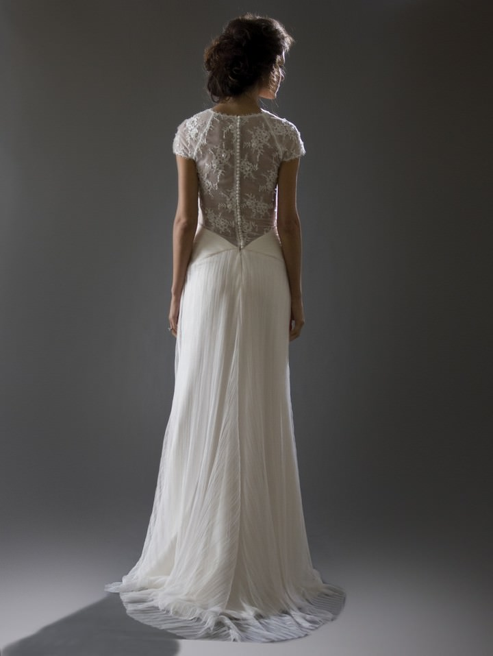 hand crafted wedding dresses from LA