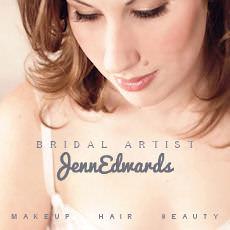 Jenn Edwards Bridal Hair and Make up Artist