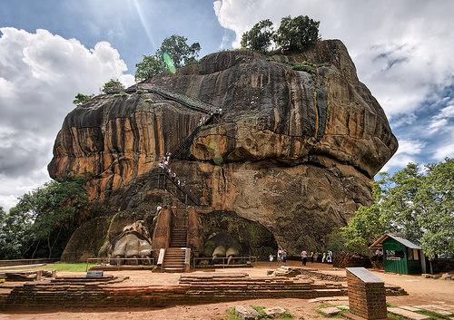 Honeymoon Ideas - Sigiriya, Sri Lanka