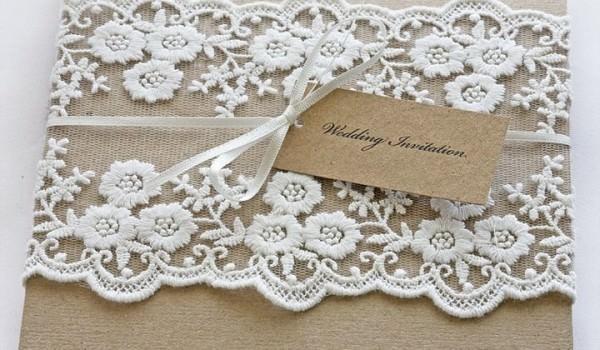 Vintage Rose - wedding stationery