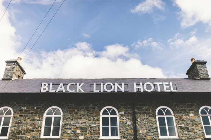 Black Lion Hotel, Talybont