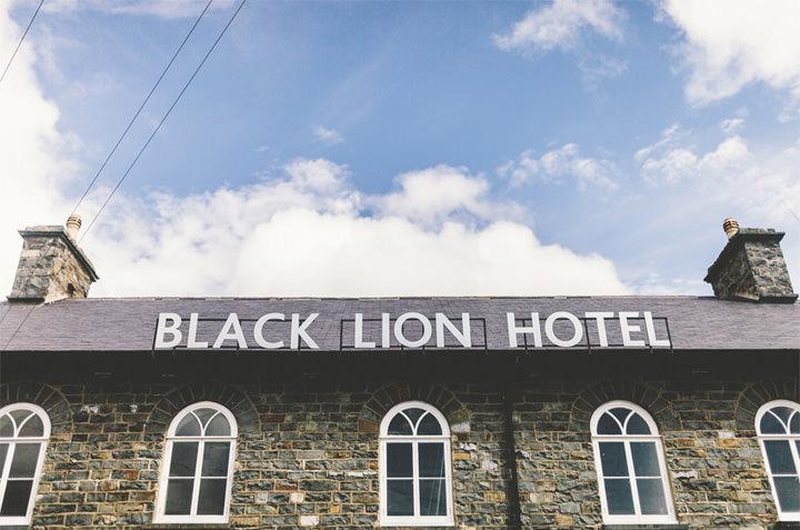 Black Lion Hotel, Talybont