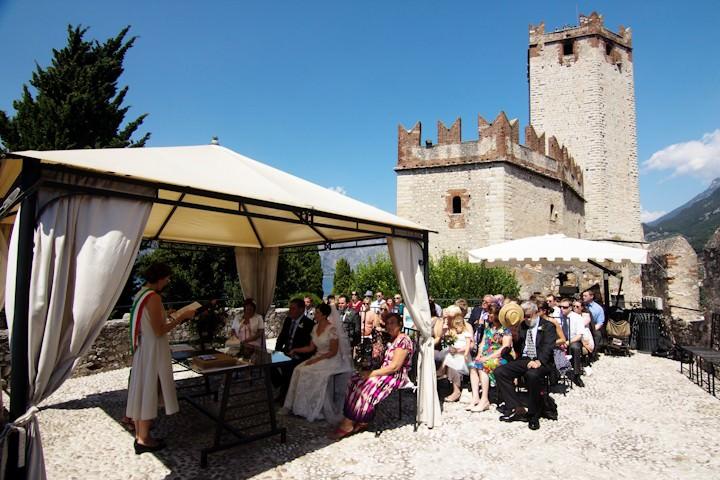 Relaxed Italian DIY Wedding