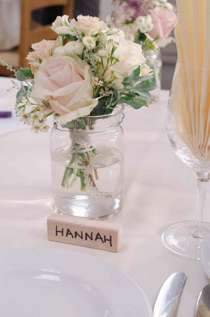 wedding reception at Bashall Barn, near Clitheroe