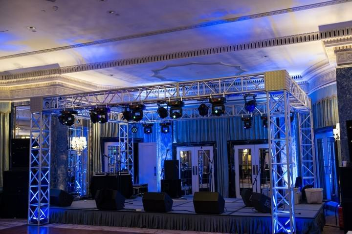 Sound and Lighting at Your Wedding
