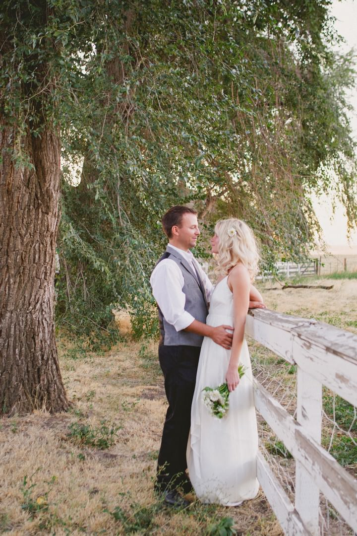country boho style wedding by melissa mcfadden