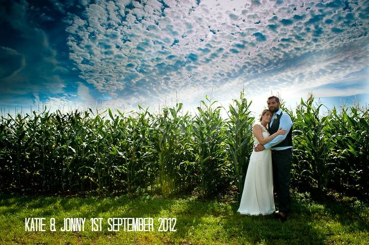 Farm Wedding
