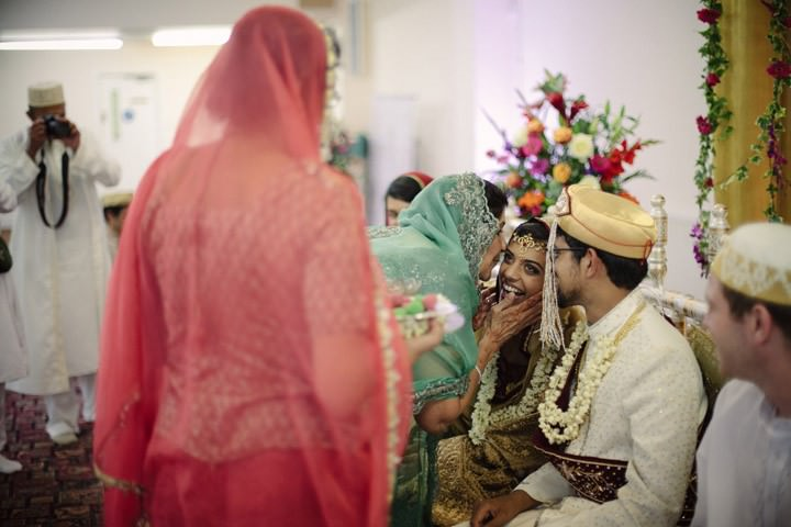 Muslim Wedding in Middlesex