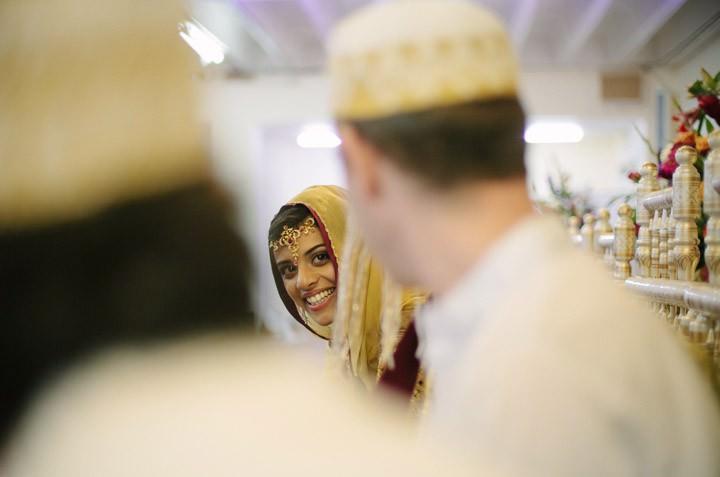 Muslim Wedding in Middlesex