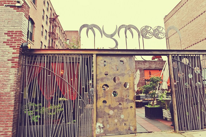 MyMoon Restaurant in Williamsburg Brooklyn