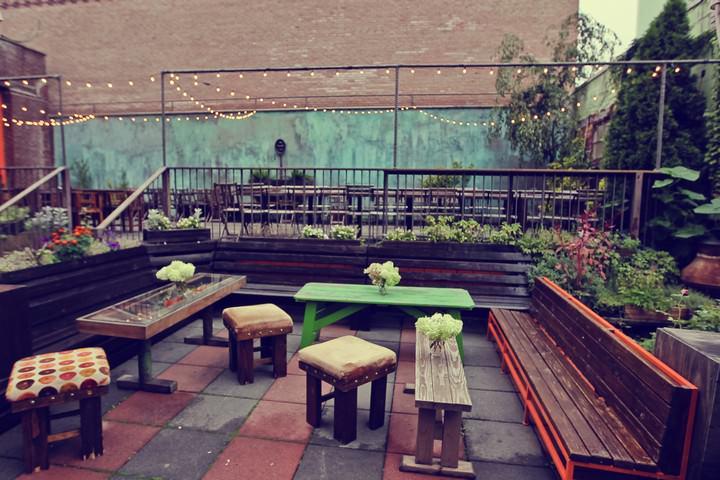 MyMoon Restaurant in Williamsburg Brooklyn