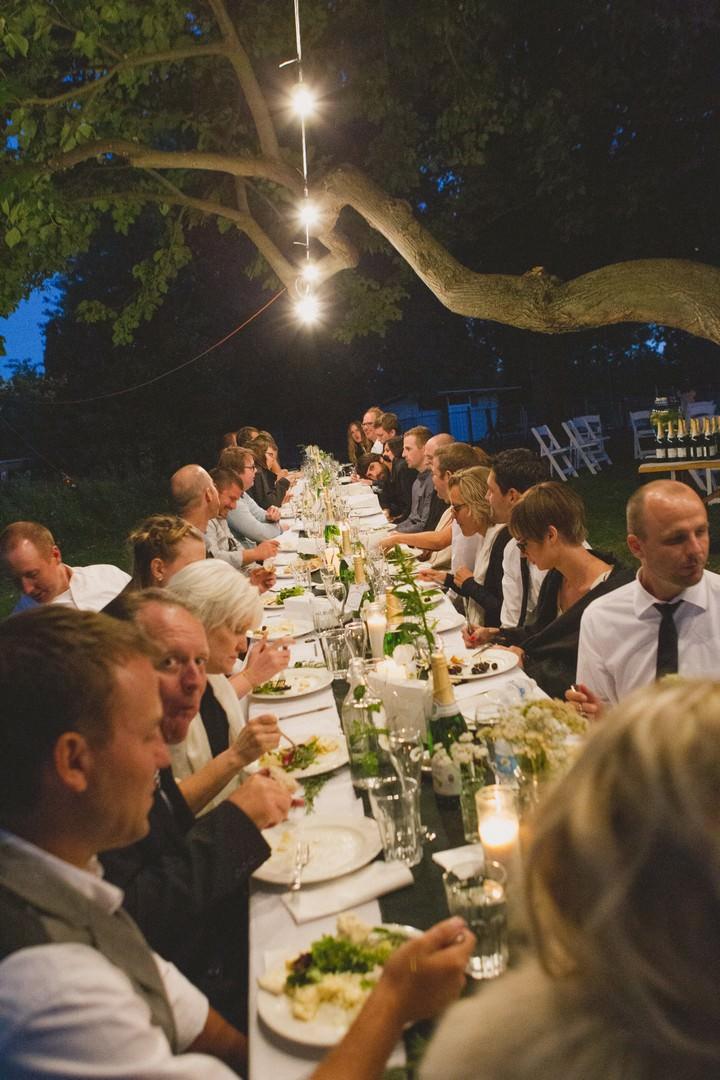 Washington wedding reception
