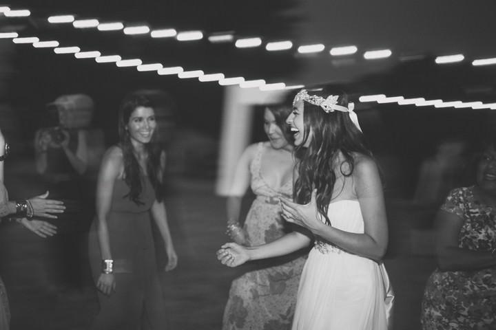 Texas wedding reception