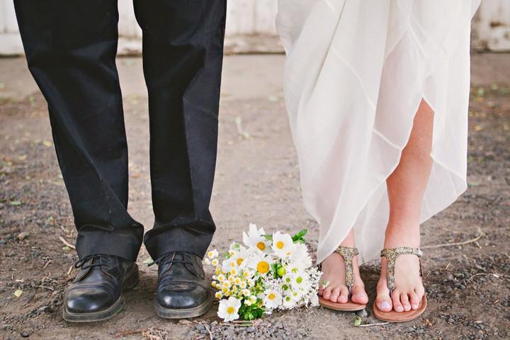 Country Boho Style Wedding