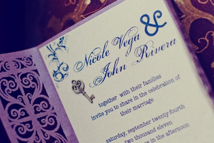 wedding inviation