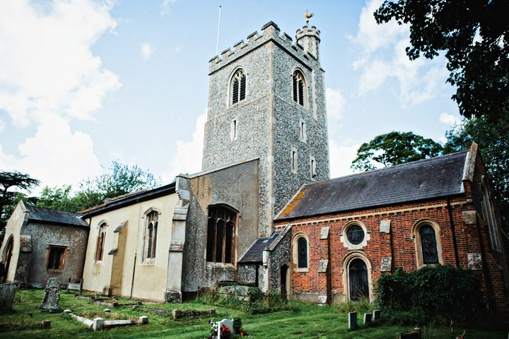 Weston Church, Hertfordshire