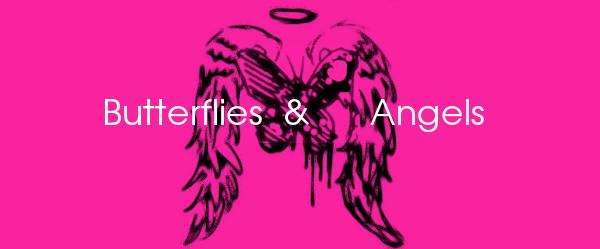 Butterflies and Angels Logo