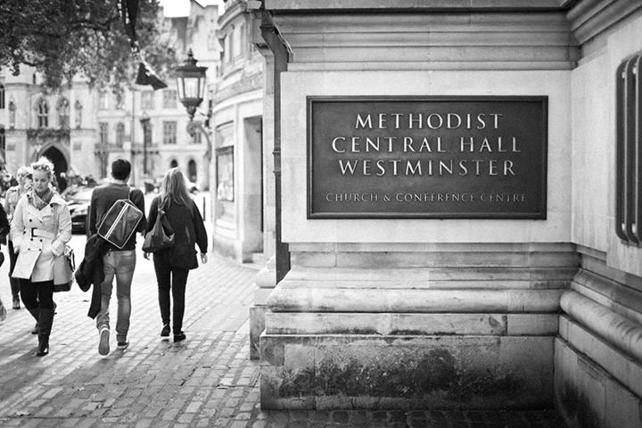Westminster Central Hall London